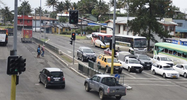 Fiji Roads To Carry Out Replacement Works On Traffic Lights This Week