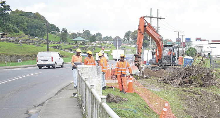 Fiji Roads: Construction Works On Bridge Will Not Create More Delays