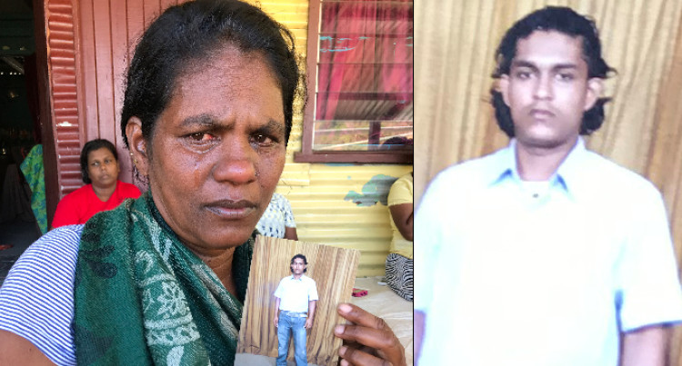 Mum Mourns Son Killed by 10-Wheeler Truck