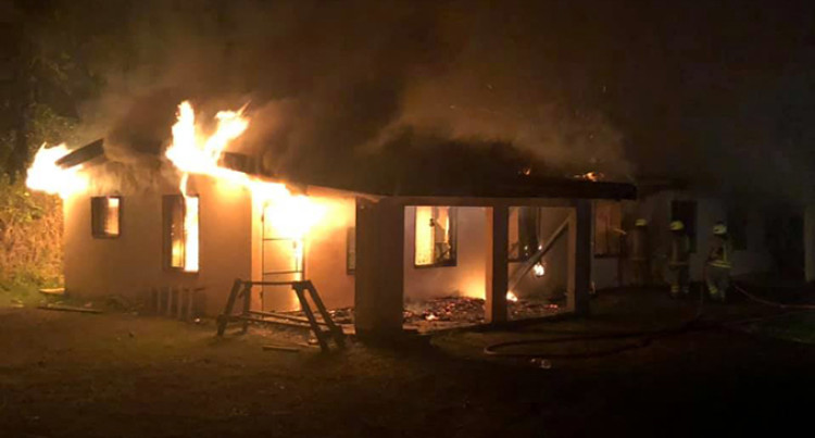 Members of Dance Group Lose All In Fire