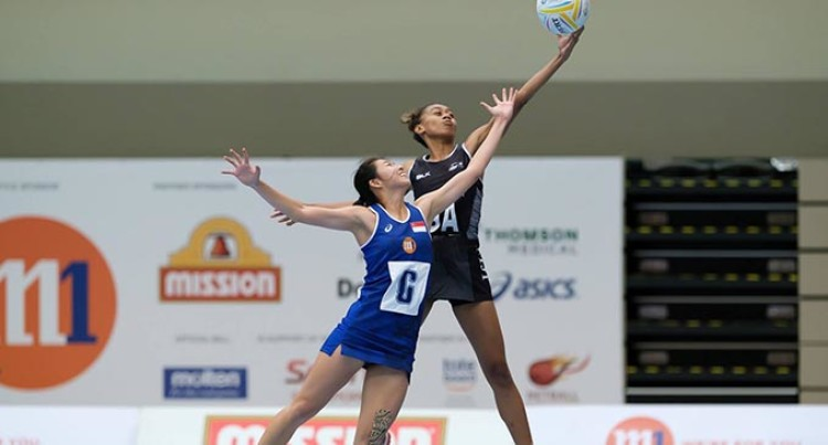 Unaisi Rauluni Leads The Fiji Pearls To 2019 World Netball Cup