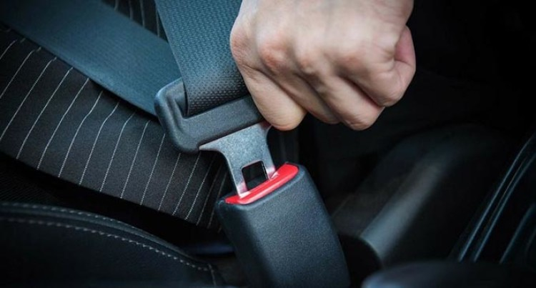 3260 Traffic Infringement Notices Issued So Far This Year For Passengers Not Wearing Seat Belts