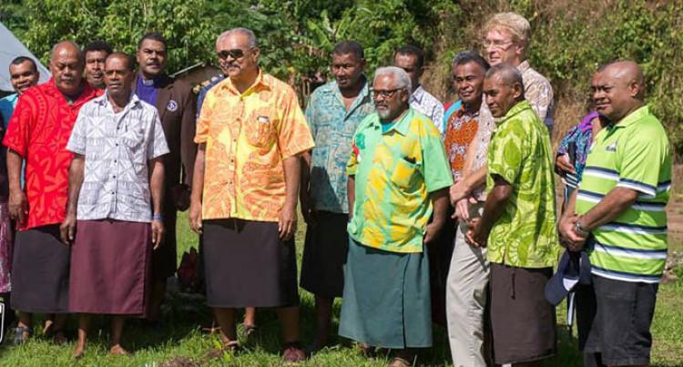 Ratu Epeli Ganilau Officially Opens The Radradra 7s