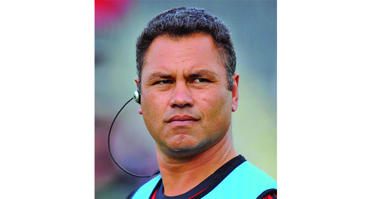Tabai Matson Appointed As Assistant Coach For Flying Fijians