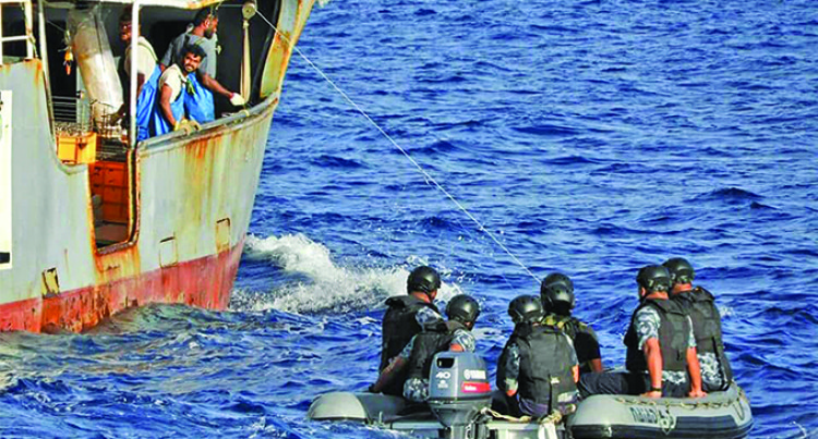 Tui Moana Operation Boards Vessels For Illegal, Unregulated, Unreported Activities