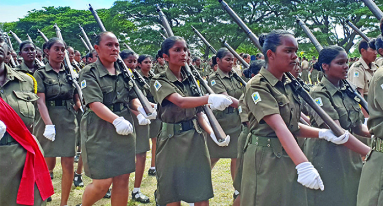 Colonel Gadai Highlights Discipline To Cadets