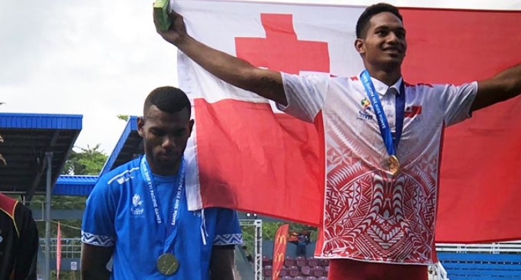 Pacific Games: Silver For Kaiwalu, Tonga's Foliaki Takes Gold At High Jump
