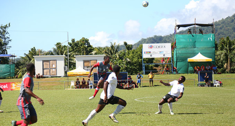 Pacific Games: New Caledonia Capitalised On Fiji Mistake To Win