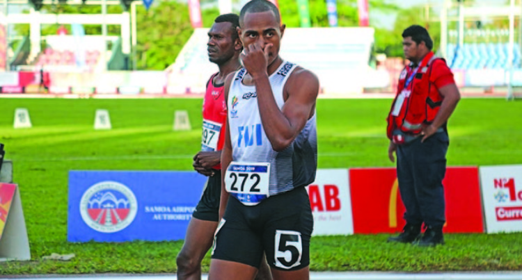 Pacific Games: Veitaqomaki Tipped To Win Today's 800m Final