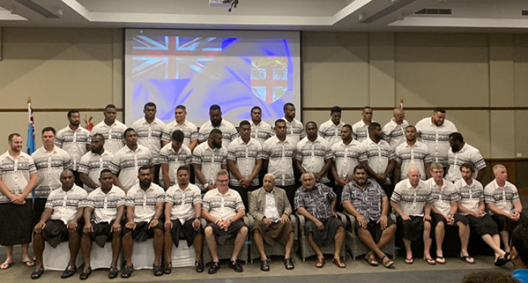 Let Us Do It Right: Fiji Captain To Flying Fijians