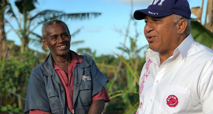 Better Lives For All Fijians, Meet Konalevulevu Tobesoisoi, Award Winning Farmer