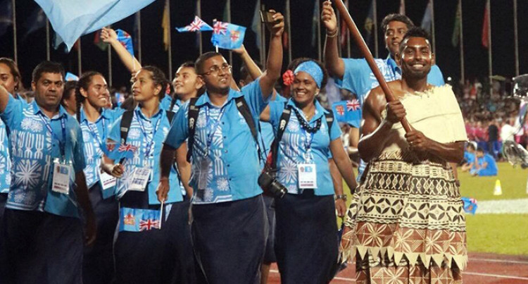 Let The Games Begin! 16th Pacific Games Opens Samoa Style