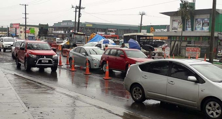Fiji Roads Chief Explains Why Delays in Suva Four-Lane