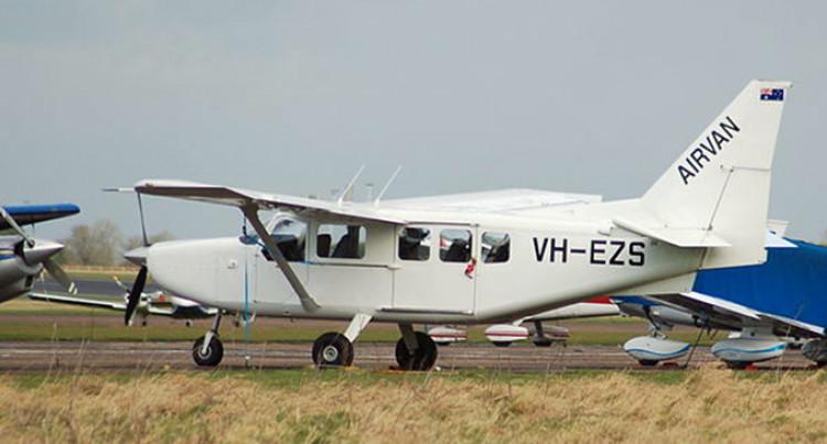 Skydive Fiji Suspends Operations Of GA8 Airvan Aircraft