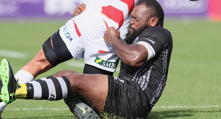 Heat Is No Excuse For Loss To Japan Says Flying Fijians Coach
