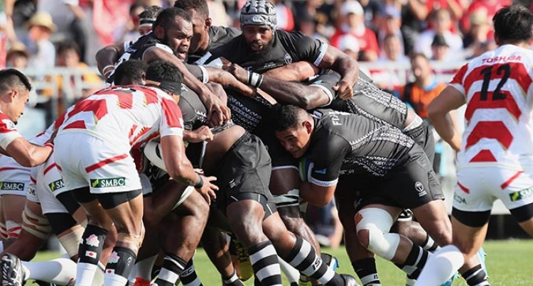Flying Fijians' Fitness 'To Withstand Heat' Is Key To Rugby World Cup Glory