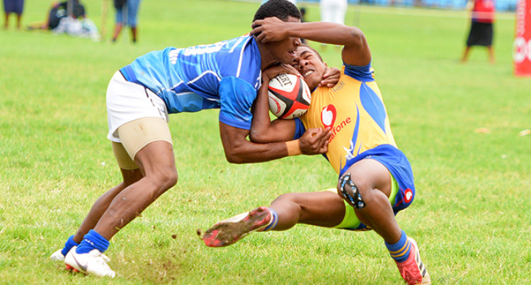 RKS, QVS And Marist Dominate Schools Rugby