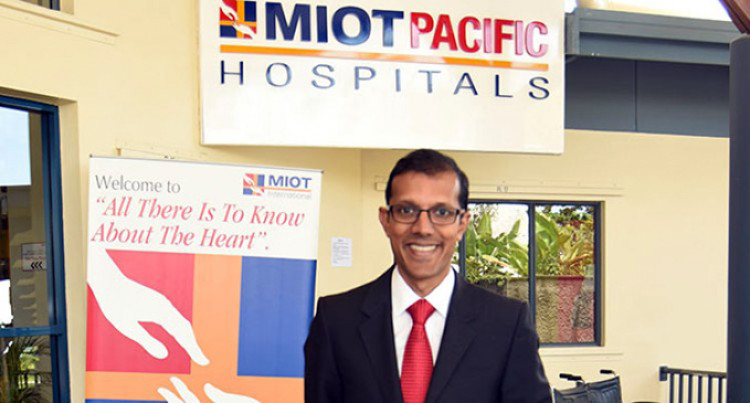MIOT India To Pull Out Of Suva Private Hospital