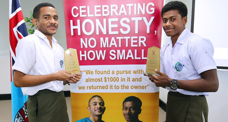Anti-Corruption Will Be Part Of Fiji Schools Curriculum