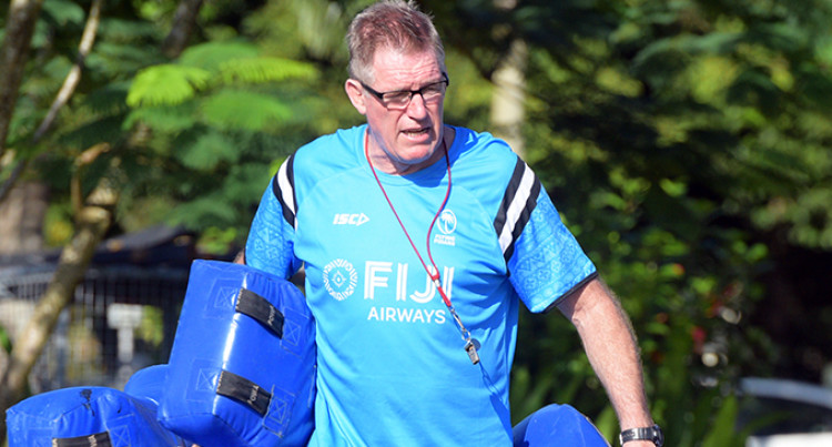 Stop Rumors! All Is Well At Camp And John Pryor Is Still Part Of The Team Says Fiji Coach John McKee