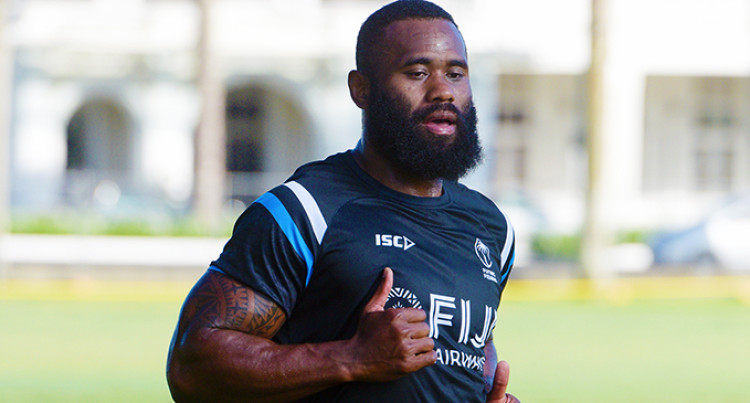 Semi Radradra Tipped To Make Flying Fijians Team To Face Canada
