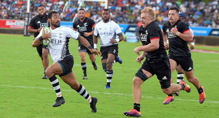 Flying Fijians And New Zealand Maori All Blacks Name Teams For Rotorua Rematch
