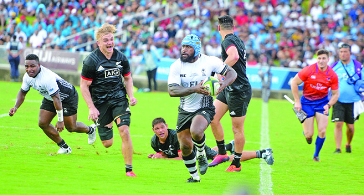 Fiji's Top Bets For Japan Match