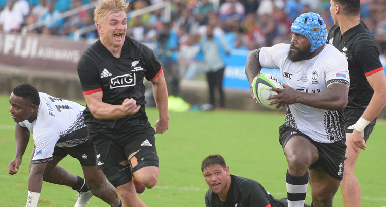 Photo Feature: Flying Fijians Vs Maori All Blacks