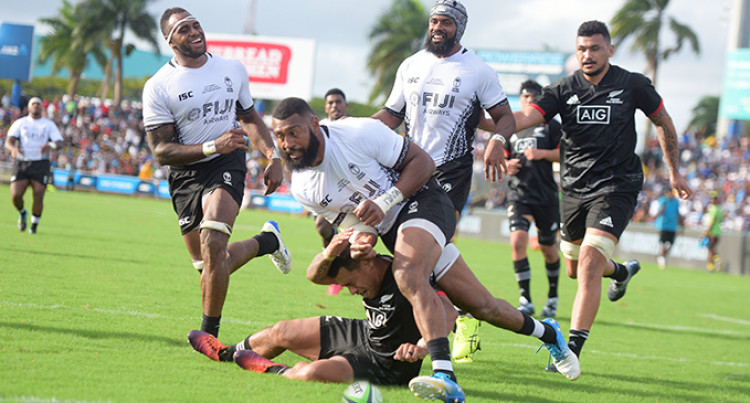 'Europe Effect', Former All Black Ali Williams Tells Why Flying Fijians Doing Well
