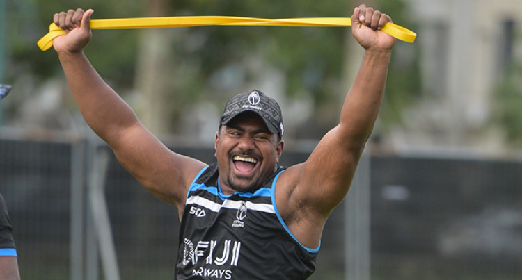 Flying Fijians Fitness Level Against Tier 1 Not There Yet, But Progressing Well Says Coach