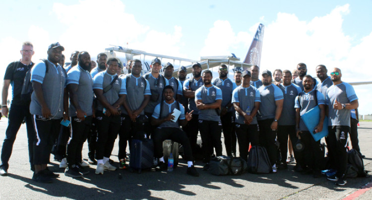 McKee To Flying Fijians: Show Us What You've Got