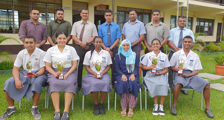 Rampur College  Scoops Top Honours on Mathematics Competition