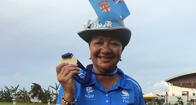 Pacific Games: Our Golden Bowler, Litia Tikoisuva