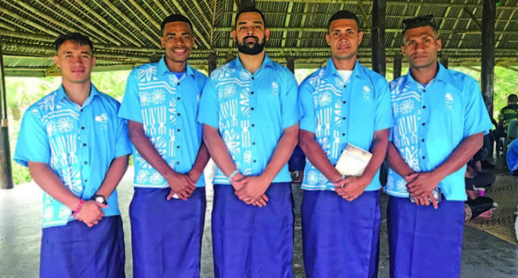 Team Fiji Taekwondo Aims to End Gold Drought At Pacific Games