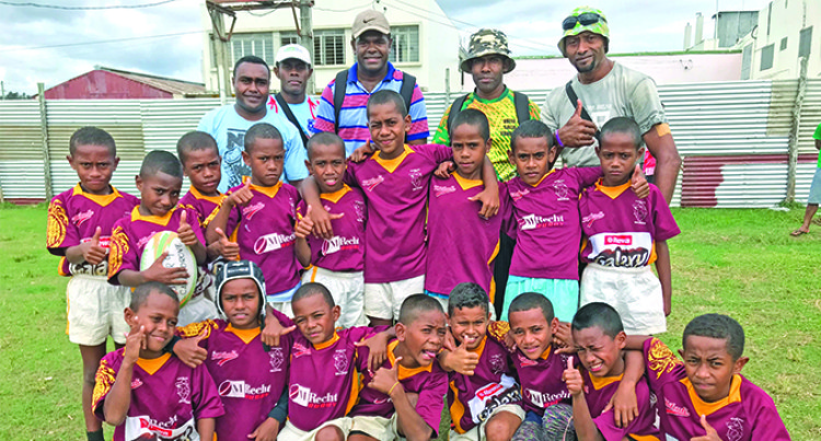 Northern Kaji Rugby Aims To Nurture Rugby At Grassroot Level