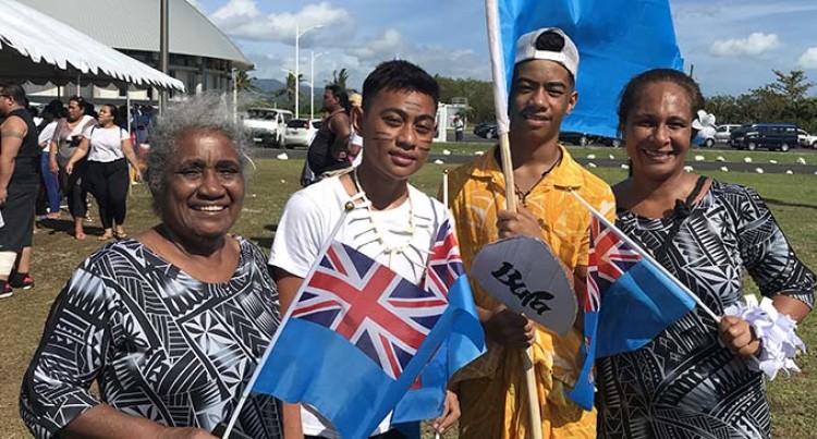 I'll Cheer For Fiji 7s Team: Tuilaepa