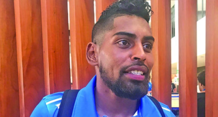 Roy Krishna Ready To Join ATK FC
