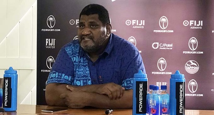 Fiji Rugby Union Chairman Withdraws From World Rugby Council