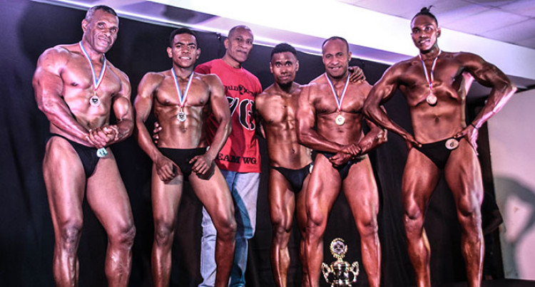 Bodybuilding For Me: Mr Suva