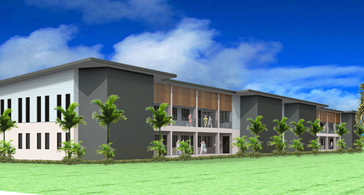 $40 Million Fiji National University Labasa Campus Construction on Track