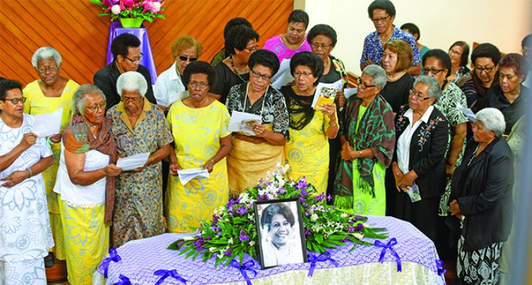 Lavinia Padarath Was A Loyal And Committed Person