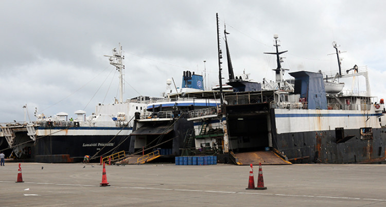 Maritime Safety Authority of Fiji And Goundar Shipping Work To Restore Business