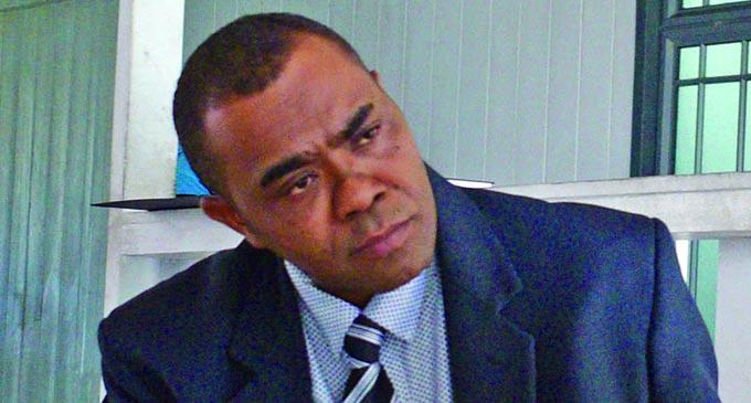 SODELPA MP Mosese Bulitavu.