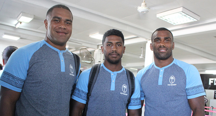 7 Local Based Players In Flying Fijians Squad For Rotorua
