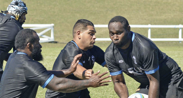 Leeroy Atalifo: Flying Fijians Has A Good Chance Of Qualifying In The Pool
