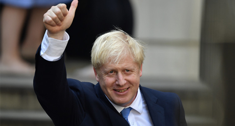 Boris Johnson To Replace Theresa May As Prime Minister