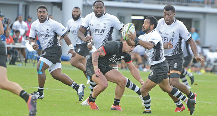 Flying Fijian Halfback Henry Seniloli Urged To Improve Performance