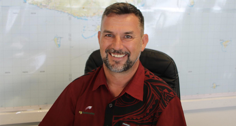 Fiji Roads Authority Says Goodbye To General Manager Aram Goes