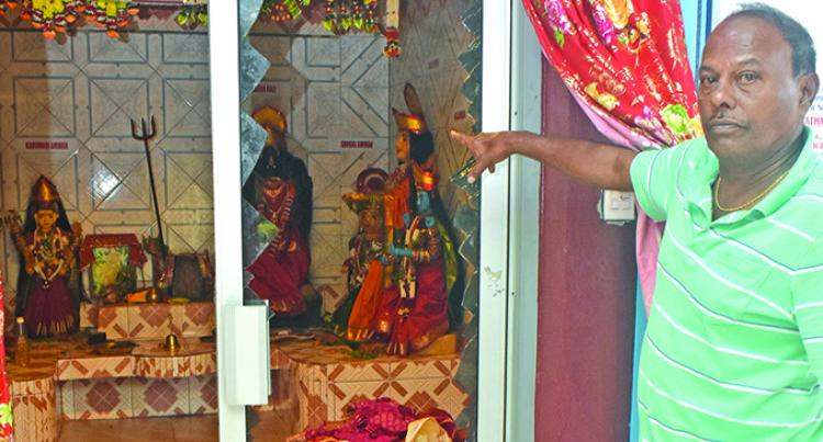 TISI Sangam Condemns Temple Burglary