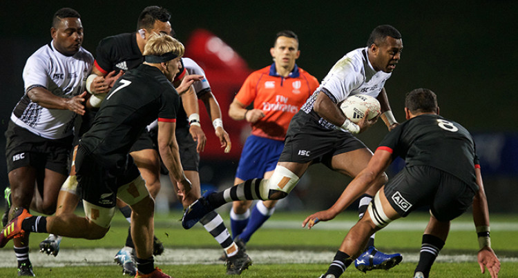 Errors Costly For Flying Fijians in Rotorua